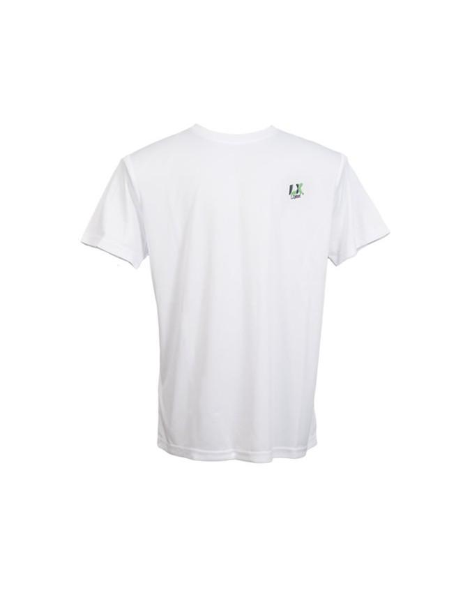 Camiseta Técnica Blanca/Verde
